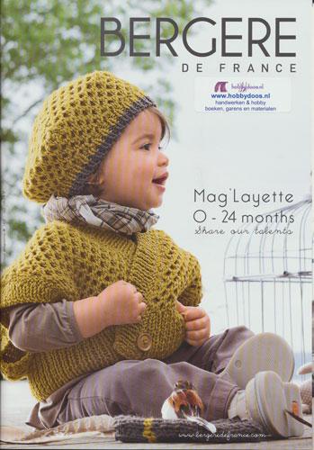 Bergere De France Magazine Creations Aw15 16: Bergere De France Magazine 165