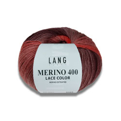 Lang Yarns - Merino 400 lace color