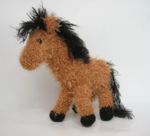 Haakpatronen Pony En Paard