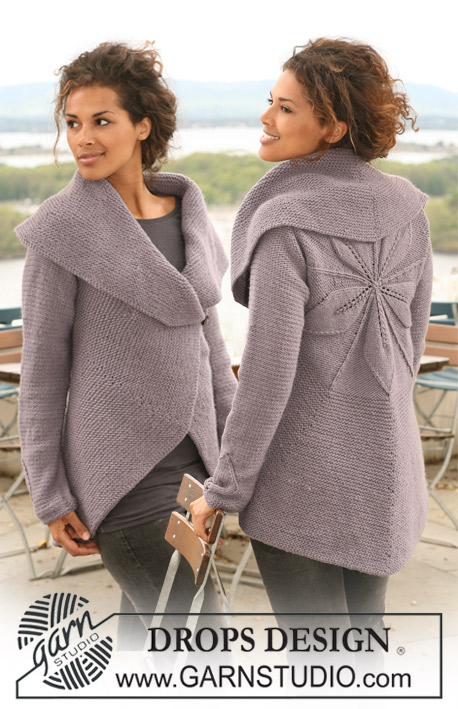 Knitting In The Round Sweater Patterns Free : Breipatroon vest