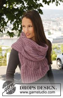 Sjaal van kid-silk