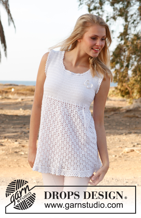 Free Crochet Patterns For Women s Shell Tops : Haakpatroon Tuniek